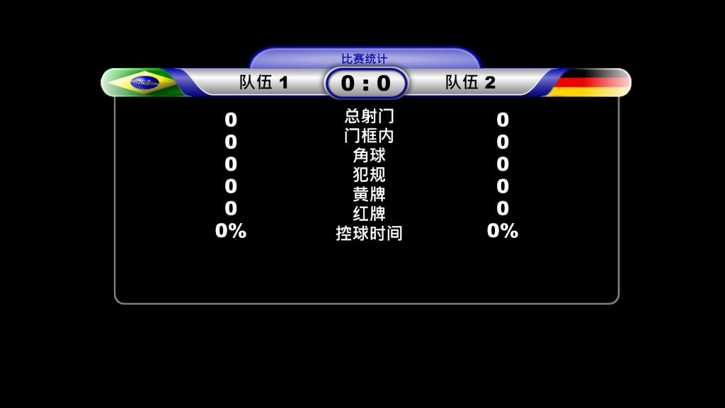 【足球】vMix 足球字幕003 XAML