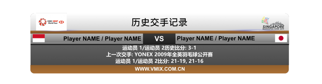 vMix 羽毛球字幕 Gtzip
