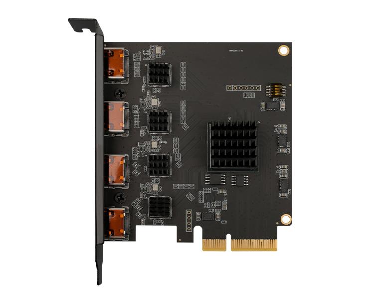 vMix 4路HDMI采集卡